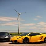 Lamborghini Gallardo, jucaria copilariei …
