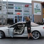 BMW Seria 6 Cabrio, masina de lux care te face sa iesi in evidenta..
