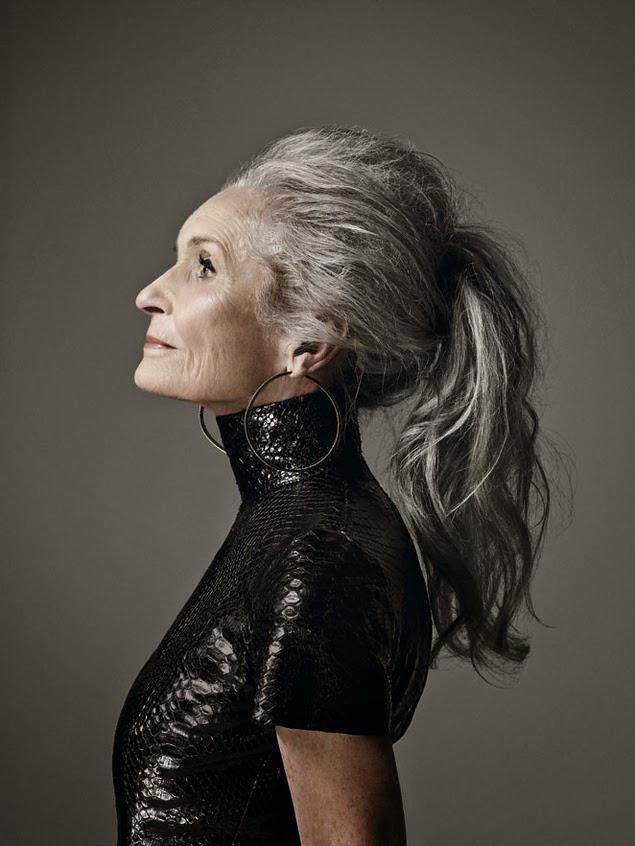Daphne Selfe, model la 87 ani - Roxanainka (7)