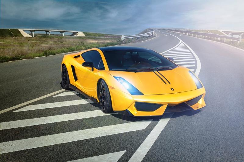 Shh … vine Lamborghini Gallardo roxanainka (1)