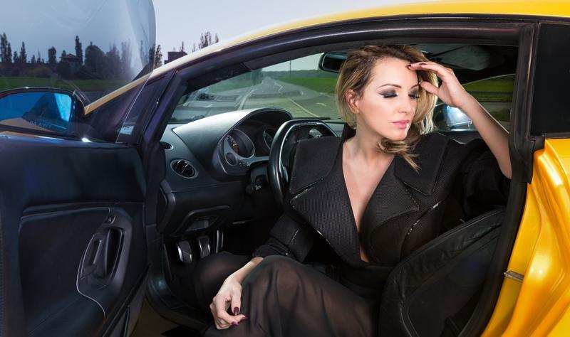 Shh … vine Lamborghini Gallardo roxanainka (2)