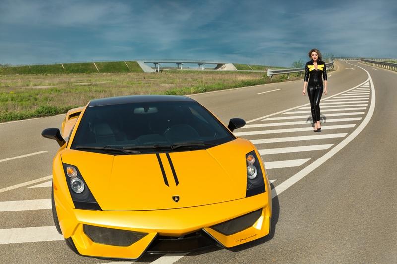 Shh … vine Lamborghini Gallardo roxanainka (7)